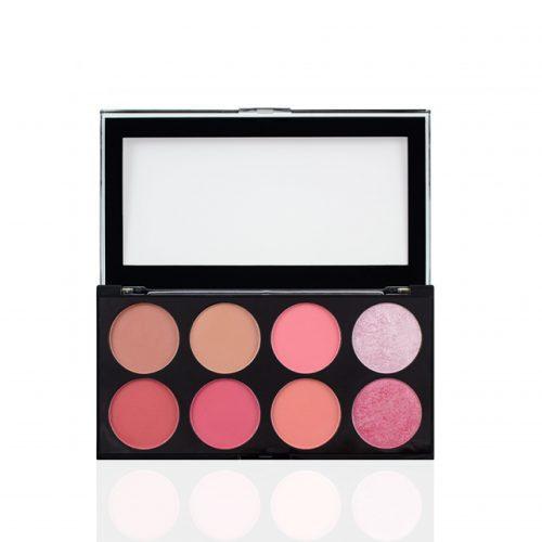 Bảng Phấn Má Makeup Revolution Ultra Blush Palette