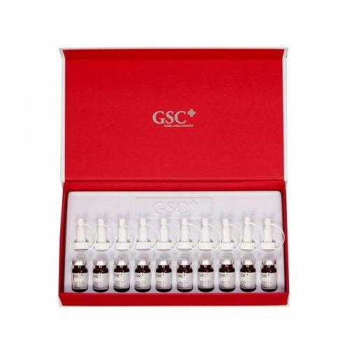 Tế bào gốc trị nám, trắng da GV Whitening Ampoule