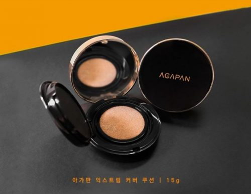 Phấn nước Agapan Extreme Cover Cushion Matte Finish SPF 50+++
