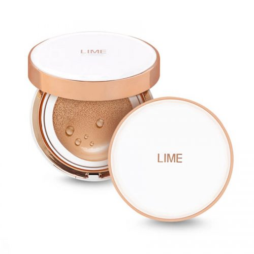 Phấn nước Lime Real Cover Pink Cushion SPF50+ PA+++